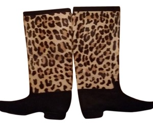 Anne Klein Brown and black Boots