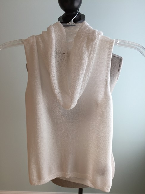Josephine Chaus Cowl-neck Tops Summer Tops Tops Sleeveless Tops Top White Image 5