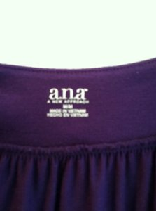 A.N.A. a new approach Top Royal Purple