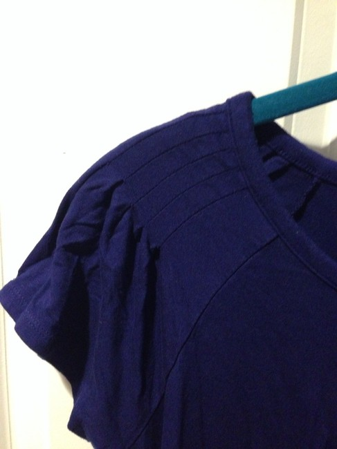 The Limited Stretchy Comfortable T Shirt Purple