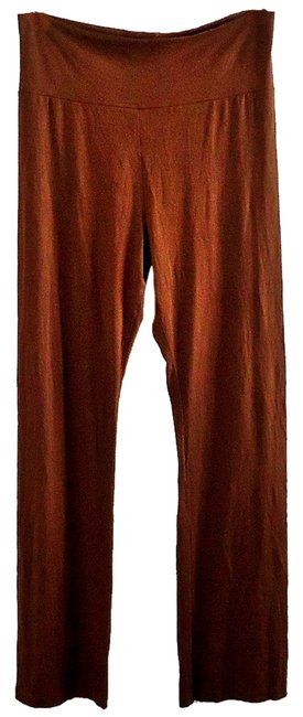 Preload https://item5.tradesy.com/images/brown-relaxed-fit-pants-size-10-m-31-3693244-0-0.jpg?width=400&height=650