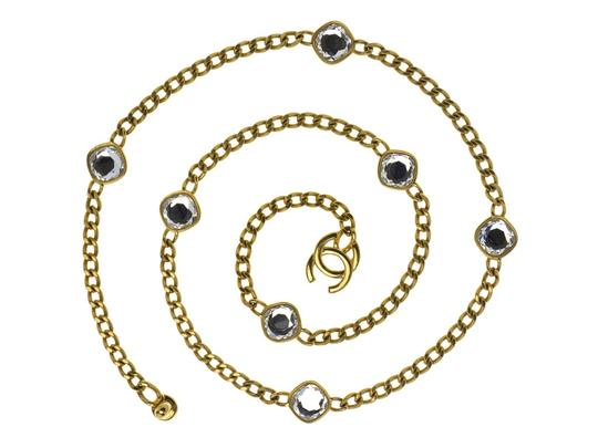 Chanel Chanel Vintage Deer In The Headlights Necklace