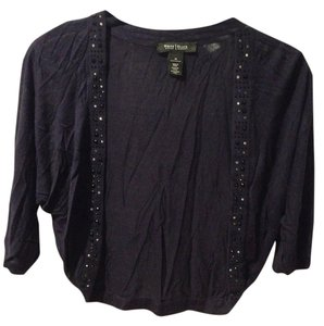 White House | Black Market Dressy Sequins Sparkle Formal Sweater