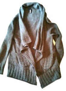 Ezra Knit Cardigan Chunky Warm Sweater