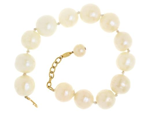 Chanel Chanel Oversized Faux Pearl Chocker Necklace