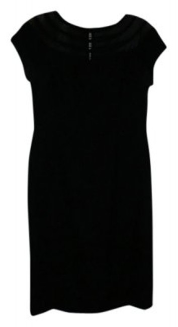 Preload https://item5.tradesy.com/images/talbots-black-knee-length-cocktail-dress-size-petite-2-xs-36944-0-0.jpg?width=400&height=650
