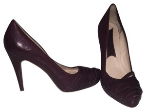 Boutique 9 Red Brown Maroon Burgundy Pumps