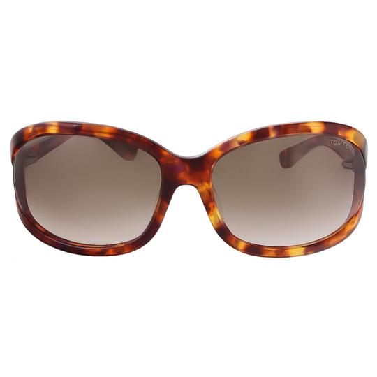 Tom Ford Tom Ford Tortoise Oval Sunglasses