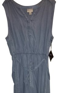 Ava & Viv short dress Denim on Tradesy