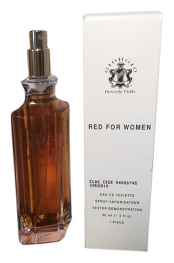 Preload https://item2.tradesy.com/images/giorgio-beverly-hills-red-for-women-eau-de-toilette-perfume-3-oz-new-in-tester-box-fragrance-3695446-0-0.jpg?width=440&height=440