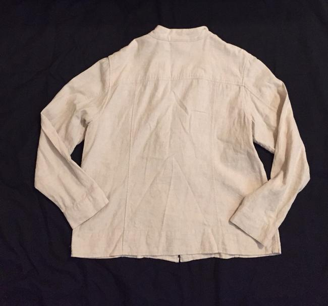 Coldwater Creek Cream Jacket