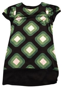 Black/green Maxi Dress by INC International Concepts