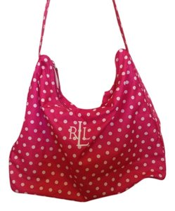 Ralph Lauren Hobo Shoulder Bag