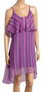 Cadillac Ranch short dress purple on Tradesy