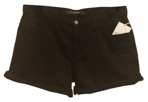 JOE'S Shorts Black