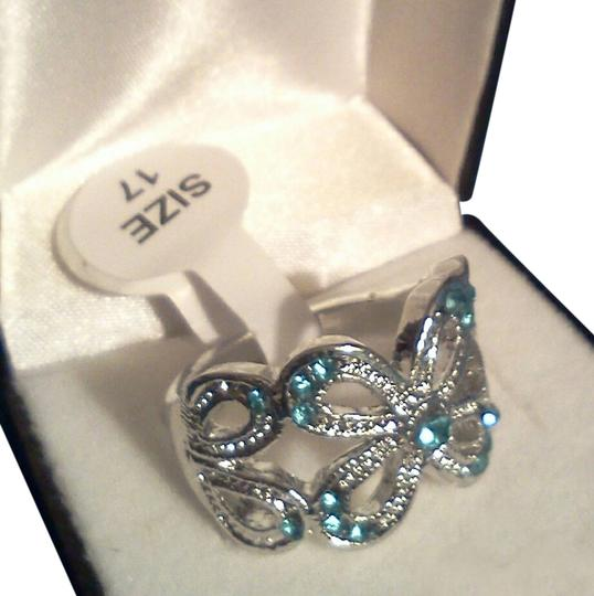 Preload https://item4.tradesy.com/images/silver-blue-plated-party-with-aqua-stones-ring-3696523-0-0.jpg?width=440&height=440