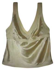 Express Top Off White / Light Yellow