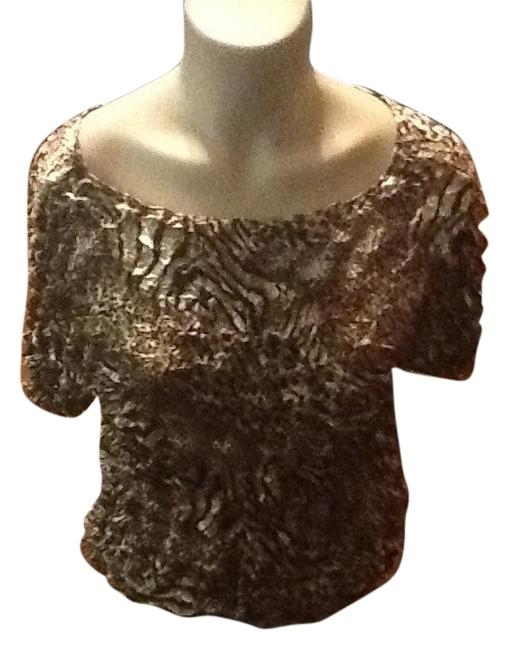 FC Animal Print Sexy Hot Chic Top Tiger print