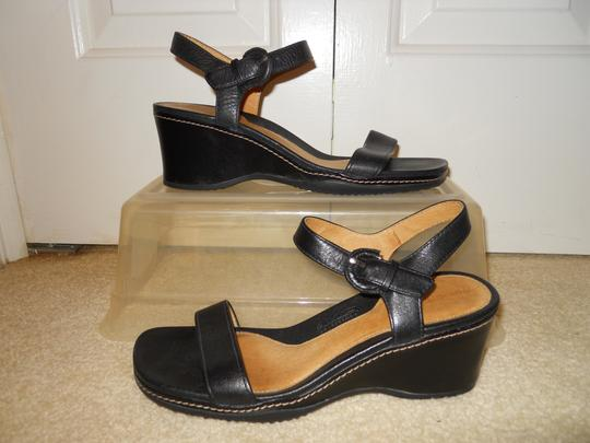 Rockport Leather black Sandals Image 1