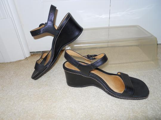 Rockport Leather black Sandals Image 10