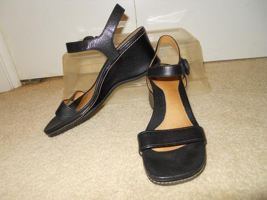 Rockport Leather black Sandals Image 11