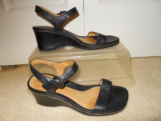 Rockport Leather black Sandals Image 3