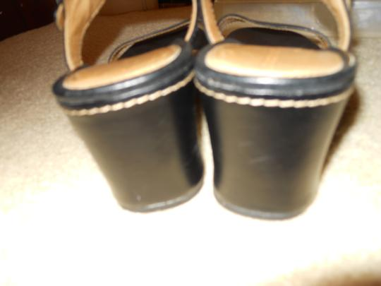 Rockport Leather black Sandals Image 8