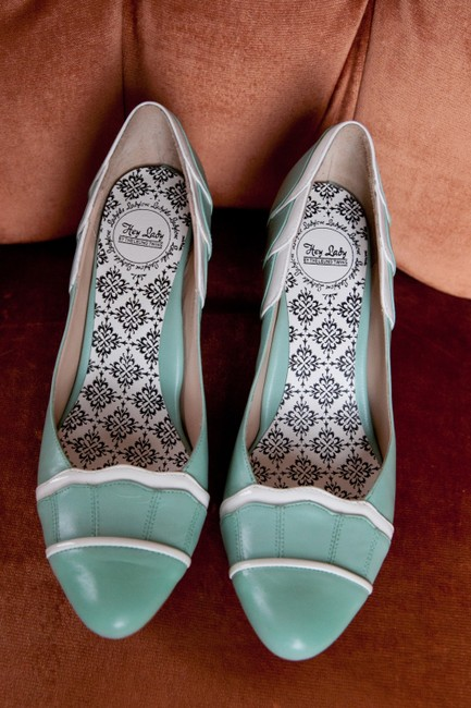 Item - Robins Egg (Tiffany Blue) Pumps Size US 7 Regular (M, B)