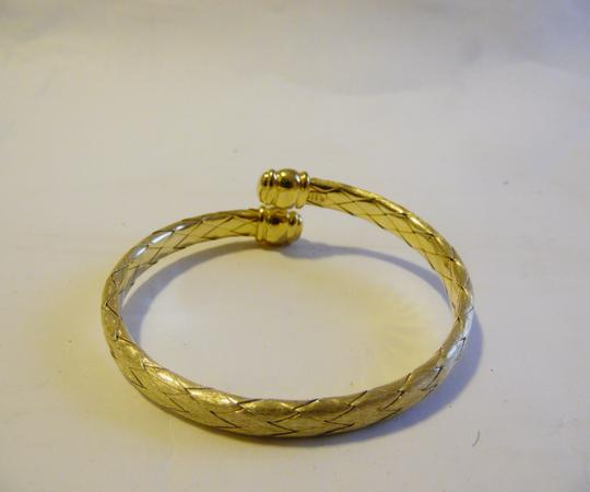 Veronese Collection Veronese Collection Etrustcan Braided Coil Bracelet Size 7.5