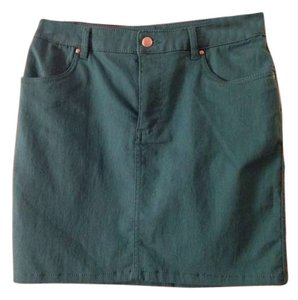 Divided by H&M Mini Skirt Turquoise