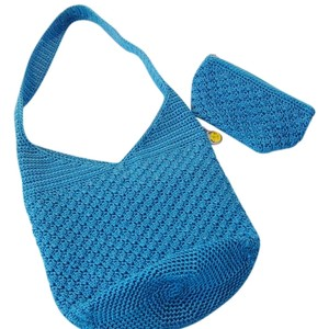 The Sak Tote in Turquoise