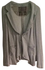 Free People Grey Blazer
