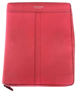 Coach Coach Leather Coral iPad 4th Generation Case