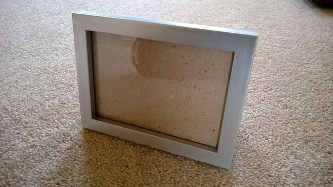 Item - Gray Picture Frame