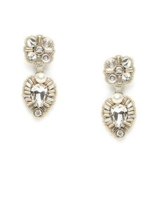 BHLDN Ivory Ranjana Kahn Earrings