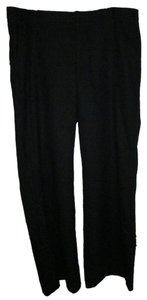 Gap Trouser Stretch Trouser/Wide Leg Jeans-Dark Rinse