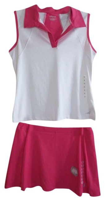 Item - Hot Pink and White Activewear Sportswear Size 12 (L, 32, 33)