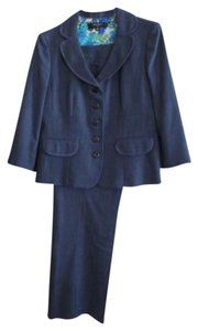 Nine West Navy Nine West pants suit