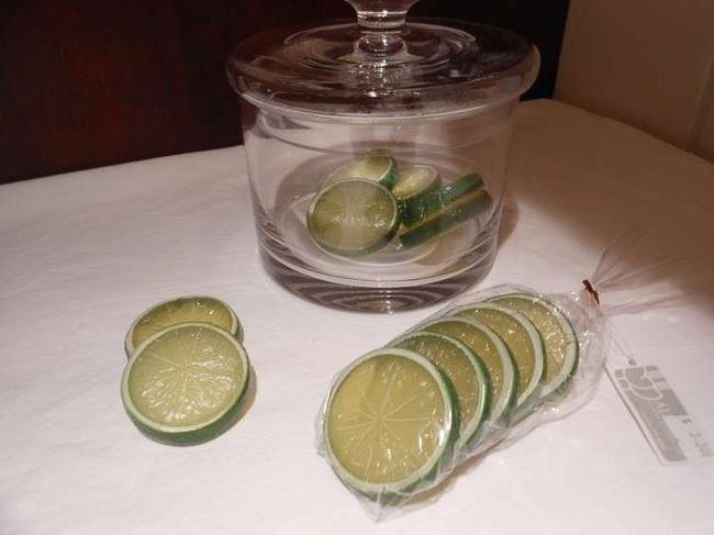 Item - Lime Green Slices
