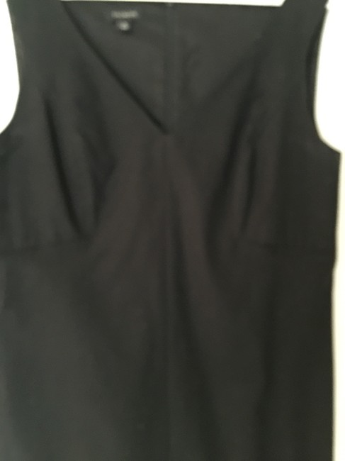 Talbots short dress Black on Tradesy