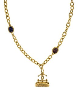 Chanel Chanel Vintage 93A Gripoix Necklace