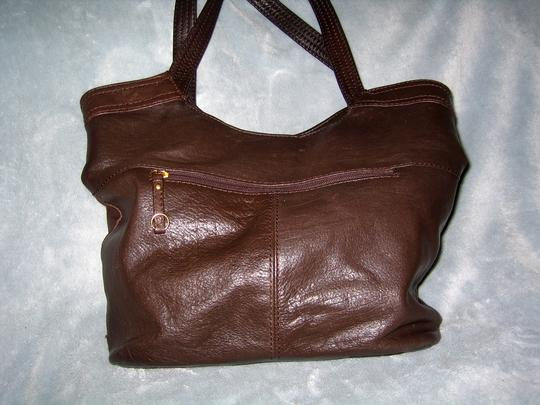 Worthington Tote in Brown
