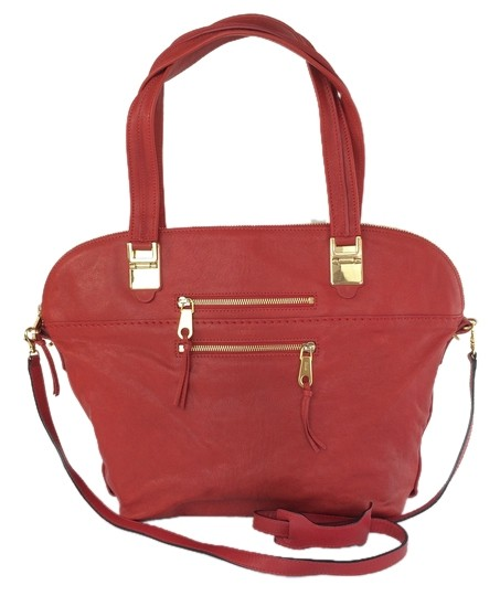 Preload https://img-static.tradesy.com/item/3703837/chloe-angie-large-red-holly-berry-leather-shoulder-bag-0-0-540-540.jpg