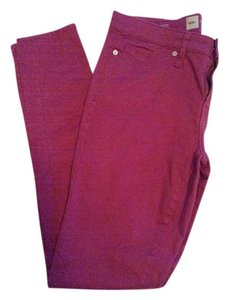 Mossimo Supply Co. Colored Stretchy Curvy Skinny Jeans