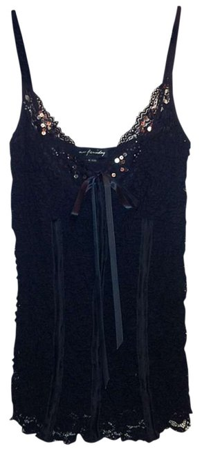 Item - Black Lace Tank Top/Cami Size OS (one size)