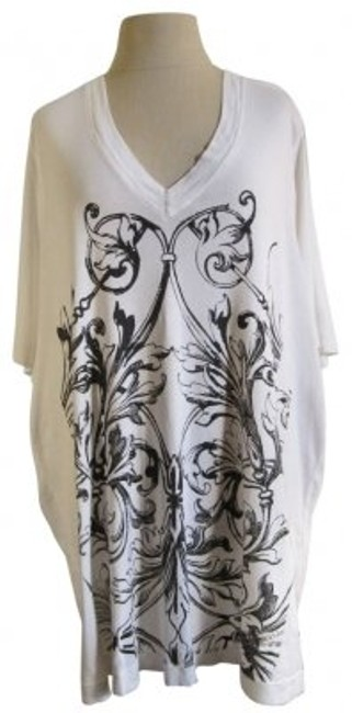 Preload https://item2.tradesy.com/images/xcvi-white-with-black-graphics-oversized-v-neck-t-tee-shirt-size-26-plus-3x-37066-0-0.jpg?width=400&height=650