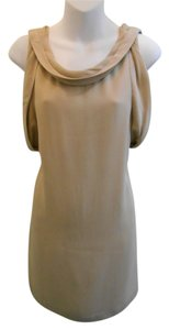 3.1 Phillip Lim short dress Beige on Tradesy