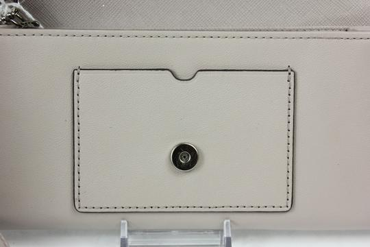 Coach Coach Leather Hybrid Putty Wallet F51845 - Light Charcoal Beige Image 1