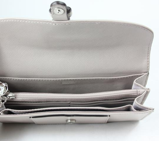 Coach Coach Leather Hybrid Putty Wallet F51845 - Light Charcoal Beige Image 3