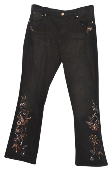DG2 by Diane Gilman Boot Cut Jeans Image 0